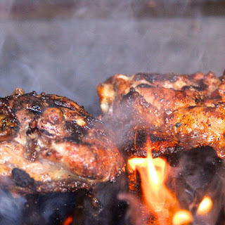 Jamaican Jerk Chicken.