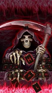 Sickle skeleton King - náhled