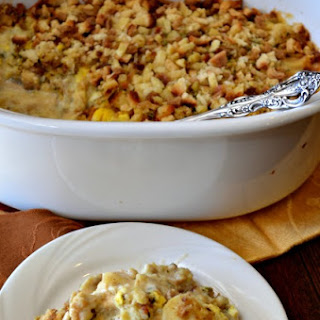 Crock-Pot Chicken & Stuffing