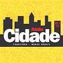 RADIO CIDADE FM - CARATINGA icon