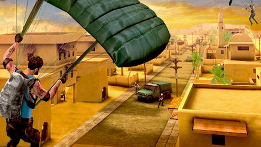 Battlegrounds Squad free Fire : Survival shooting  captures d'écran 1
