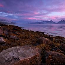 Photo: Lyngen fjorden