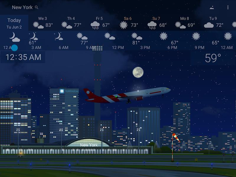 YoWindow Weather Screenshot 10