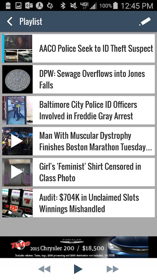 Carolina Live - screenshot