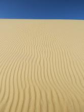 Photo: sand dune, Bazaruto National Park, Mozambique