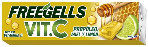 Caramelos Freegells Vita C 31.7 Gr