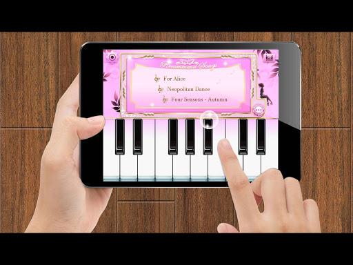 Piano Pink Master: Magic Music Tiles 1.10 screenshots 12