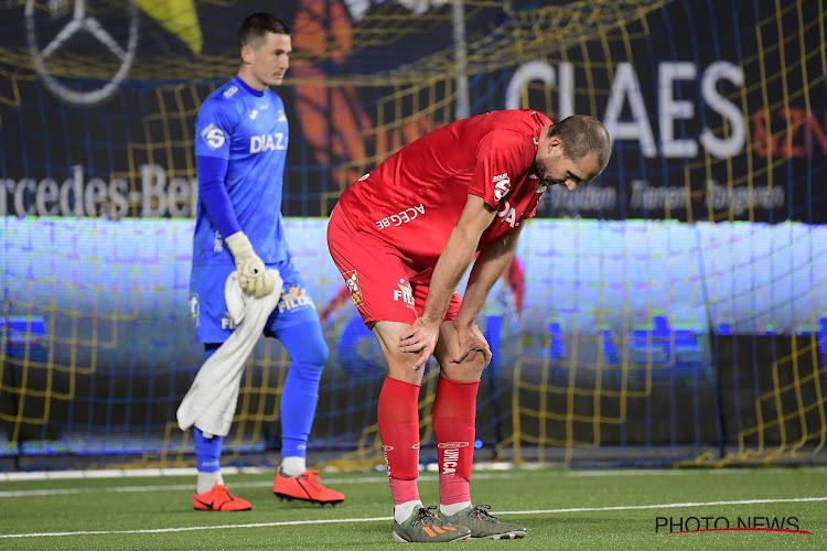 """Oostende in zak en as na nieuwe nederlaag: """"Het begint in de hoofden te spelen"""""""