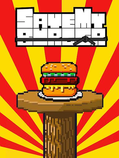 抢救我的汉堡