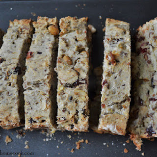 Grain Free Fruit & Nut Bread