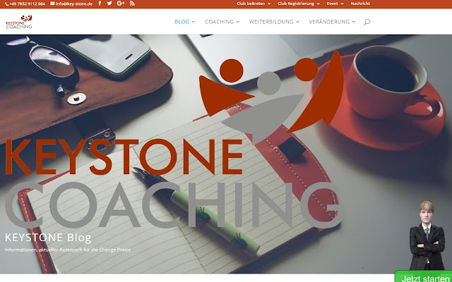 KEYSTONE Coaching BLOG