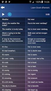 Learn & Speak Flemish Language Audio Course - náhled