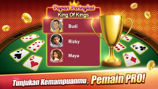 LUXY : Domino & Pokeru00a0u2013 Gaple QiuQiu QQ 99 5.1.3.1 screenshots 8