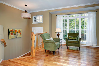 Photo: AFTER - After consulting with the home owner about upgrades, paint colors and staging it, this home was sold to the first person who walked in!