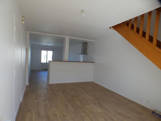 Vente appartement 3 pièces 70,81 m2