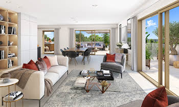 Appartement 4 pièces 81,82 m2