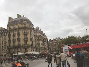 Photo: Street view, Paris, France