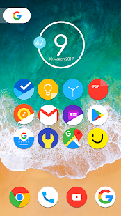 Oreo 8 - Icon Pack- screenshot thumbnail