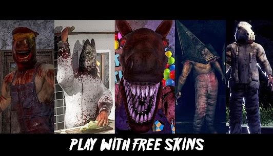 HeadHorse: Horror Game MOD APK [Menu Mod + Unlocked] 4