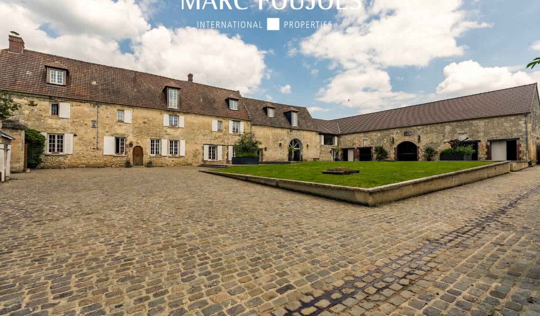 Maison avec piscine et terrasse Villers-cotterets