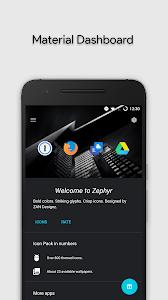 Zephyr - Icon Pack v1.1