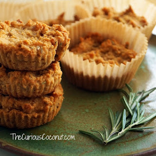 Egg-free Bacon Herb Muffins (AIP, Paleo)