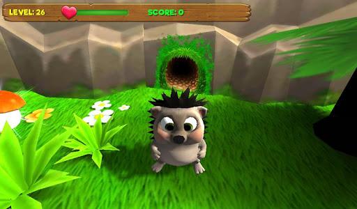 Hedgehog goes home v1.31 [Mod]