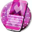 Purple Love Keyboard icon