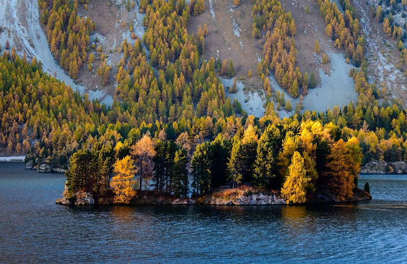 a Sankt Moritz inizia l'autunno di Mauro Moroni