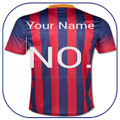 Make My Football Jersey