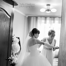 Wedding photographer Yuliya Danilova (Lulu84). Photo of 06.05.2014