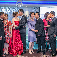 Wedding photographer Benson Hsu (bensonhsu). Photo of 21.01.2014