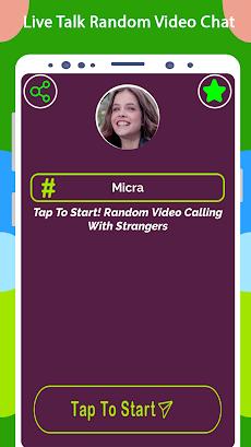 Live Talk - Random Video Callのおすすめ画像4