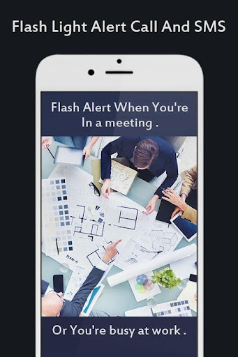 Flash Light Alert Call And SMS 63.4 screenshots 2