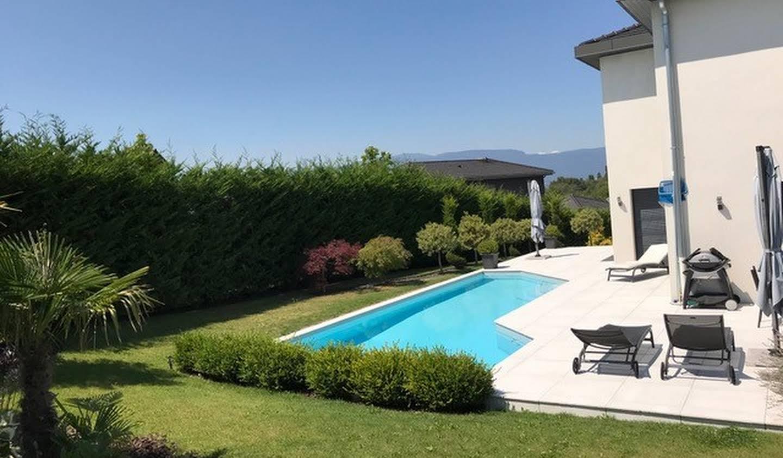 Villa avec piscine et jardin Chens-sur-Léman