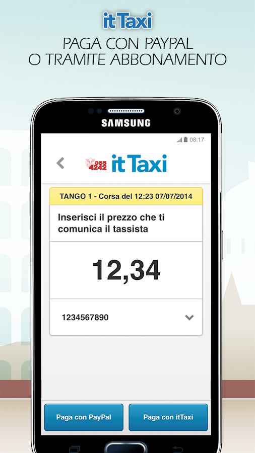 it Taxi- screenshot