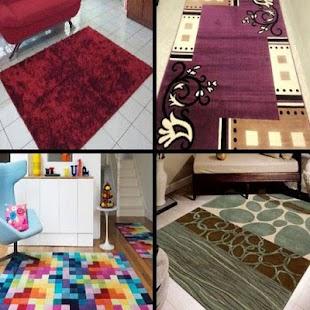 Podlaha koberec design - náhled