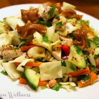 Thai Crunch Salad.