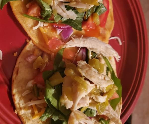 Summer Chicken Tacos Recipe