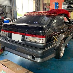 スプリンタートレノ AE86 のカスタム事例画像 ももちゃんさんの2019年01月08日17:36の投稿