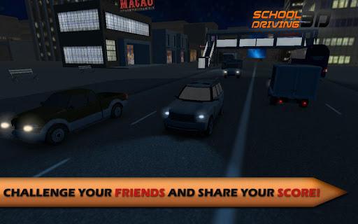 School Driving 3D screenshot 7
