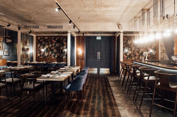 Фото №8 зала Ресторан «Гроза»