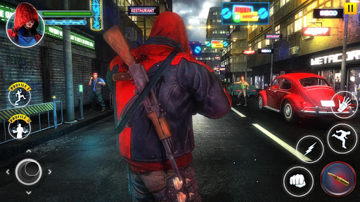 Incredible Hero Legends: Crime Simulator apktram screenshots 6