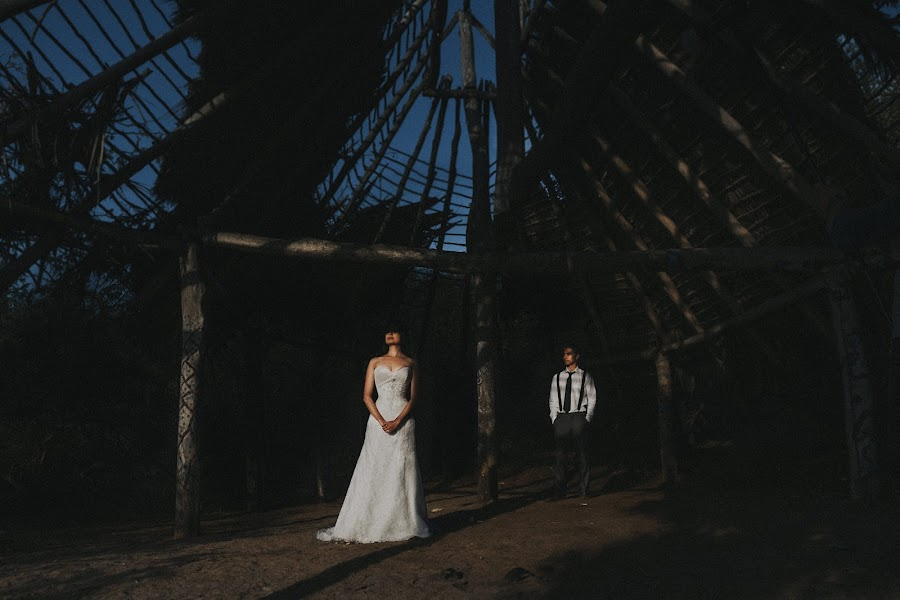 Esküvői fotós Christian Macias (christianmacias). Készítés ideje: 14.05.2019