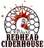 Logo of Redhead Ciderhouse Hot Chick