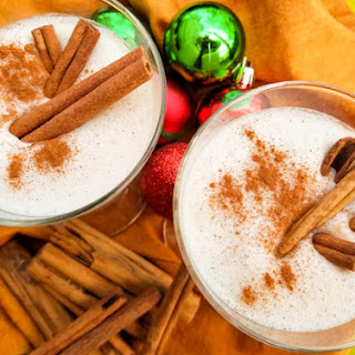 Coquito Recipe-Coconut Eggnog.