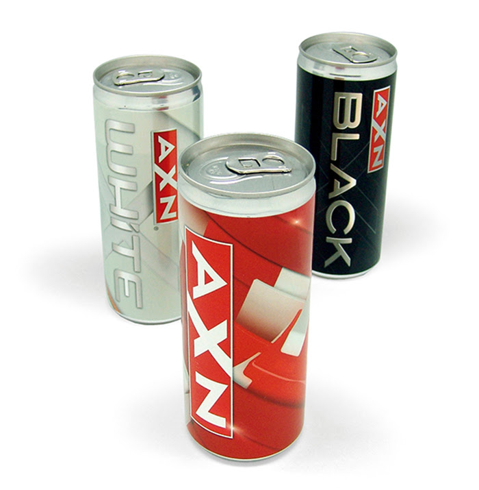 bebida energética personalizada