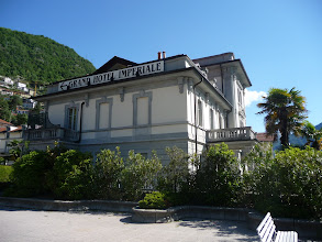 Photo: Mille Miglia tour 2012 Tuesday, day 5,Grand Hotel Imperiale Moltrasio, Lake Como