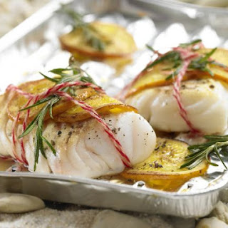 Grilled Cod Fish Fillet Recipes