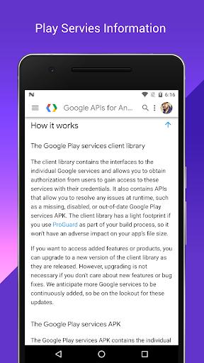 Fix Play - Service (Update & Info & Repair)  Wallpaper 4